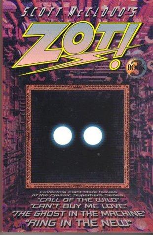 Scott McCloud's Zot! Book 3: Issues 16, 21-27