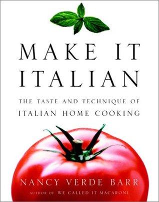 Make It Italian by Nancy Verde Barr