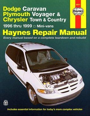 Dodge Caravan, Plymouth Voyager & Chrysler Town & Country Automotive Repair Manual