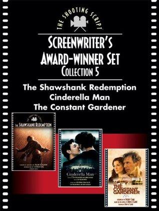 Screenwriters Award-Winner Set, Collection 5: The Shawshank Redemption, Cinderella Man, and the Constant Gardener