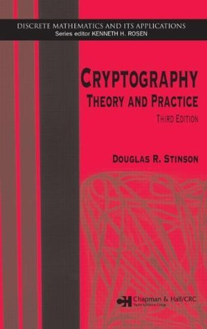 Cryptography: Theory and Practice