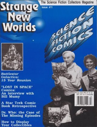Strange New Worlds #11 Science Fiction Comics - Galactica Reunion - Bill Mumy interview