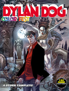 Dylan Dog Color Fest n. 7