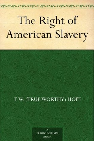 The Right of American Slavery