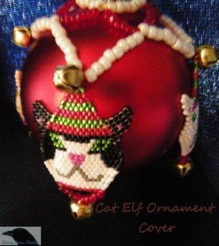 Beading: Make a Cat Elf Christmas Ornament Cover