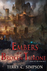 Embers of a Broken Throne (Aegis of the Gods, #3)