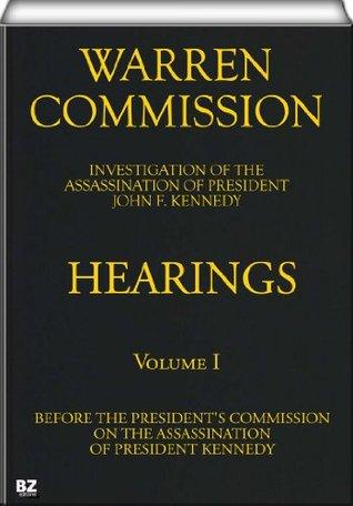 warren-commission-1-of-26-hearings-vol-i-of-15