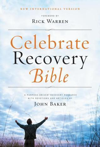 NIV, Celebrate Recovery Bible