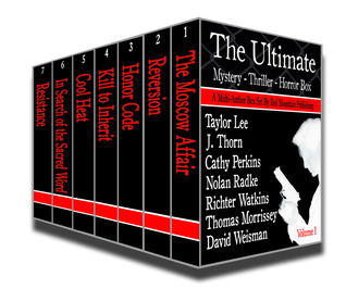 The Ultimate Mystery Thriller Horror Box Set