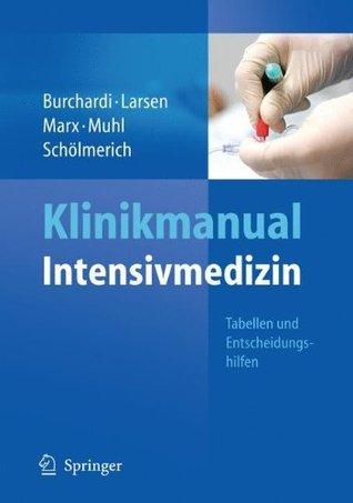 Klinikmanual Intensivmedizin