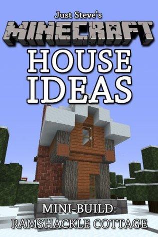 Minecraft House Ideas - Mini Build: Ramshackle Cottage
