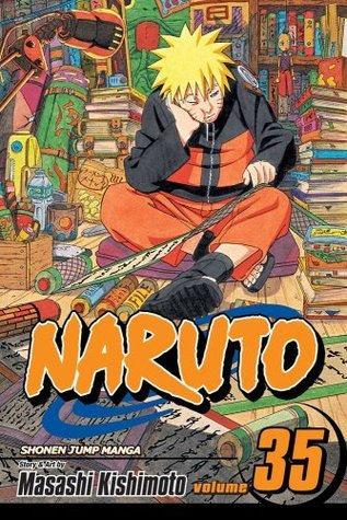 Naruto, Vol. 35: The New Two (Naruto Graphic Novel)