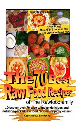70 Best Raw Food Recipes of The Rawfoodfamily