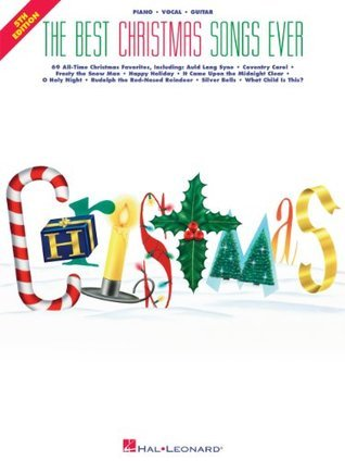 The Best Christmas Songs Ever  Songbook