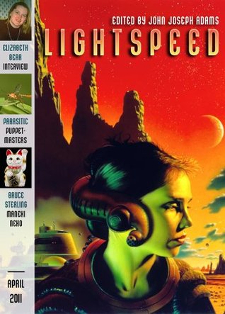 Lightspeed Magazine, April 2011