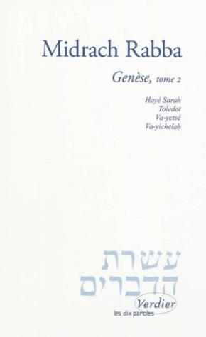 Midrach Rabba - Genèse 2