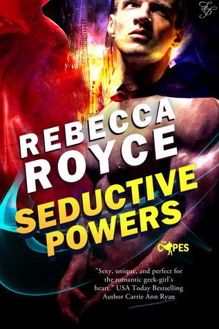 Seductive Powers (The Capes, #1)