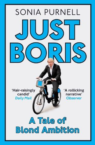 JUST BORIS by Sonia Purnell