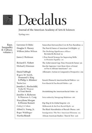 Daedalus 140:2 (Spring 2011) - Race, Inequality & Culture, Vol. 2