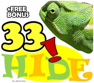 The 33 Hidden (Camouflaged) Animals: A Kids' Learn to Read Animal Picture Book with Large and Beautiful Photos (Free Bonus: 30+ Free Online Kids' Jigsaw Puzzle Games!)