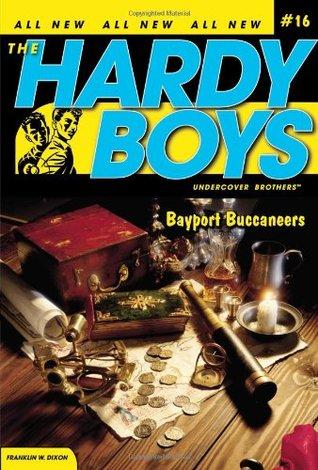 Bayport Buccaneers (Hardy Boys: Undercover Brothers, #16)