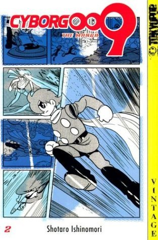 cyborg-009-volume-2