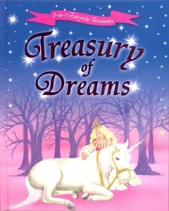 3-in-1 Fairytail Treaturies - Treasury of Dreams