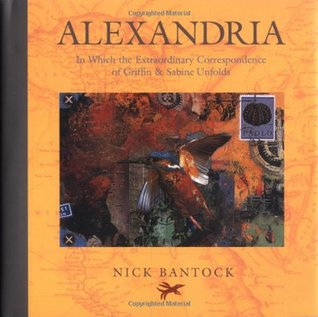 Alexandria by Nick Bantock