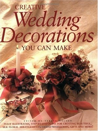 Creative wedding decorations you can make by teresa nelson creative wedding decorations you can make junglespirit Image collections