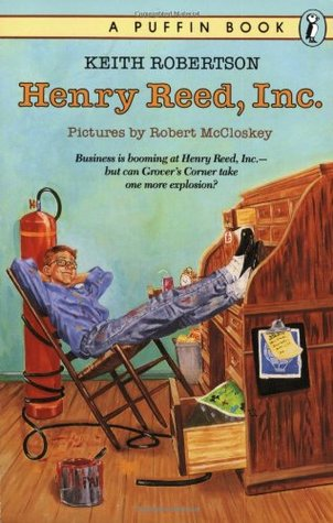 Ebook Henry Reed, Inc. by Keith Robertson read!