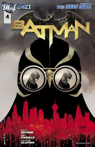 Batman (2011-2016) #4