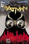 Batman #4 by Scott Snyder