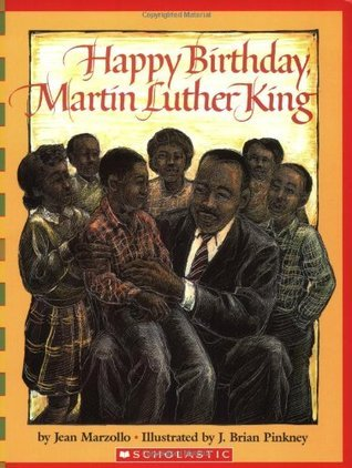 Happy Birthday, Martin Luther King Jr.