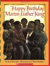 Happy Birthday, Martin Luther King Jr.