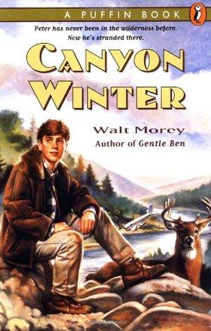 Canyon Winter by Walt Morey
