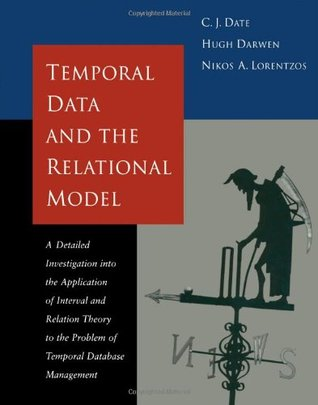 Temporal Data & the Relational Model