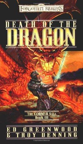 Death of the Dragon (Forgotten Realms: Cormyr Saga, #3)