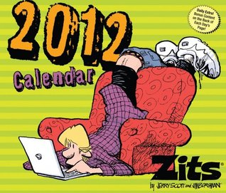 Zits: 2012 Day-To-Day Calendar