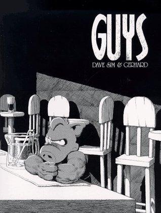 Guys by Dave Sim