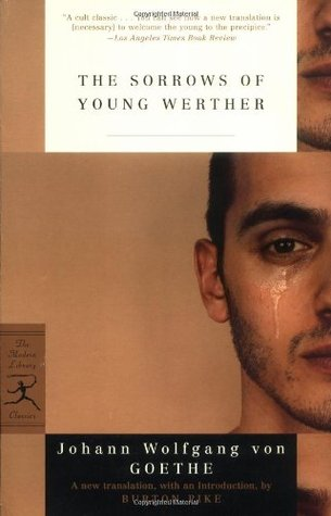 The sorrows of young werther summary