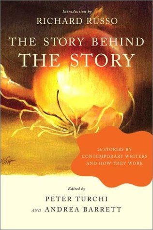 The Story Behind the Story by Peter Turchi