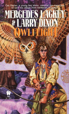 Owlflight by Mercedes Lackey