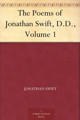 The Poems of Jonathan Swift, D.D., Volume 1