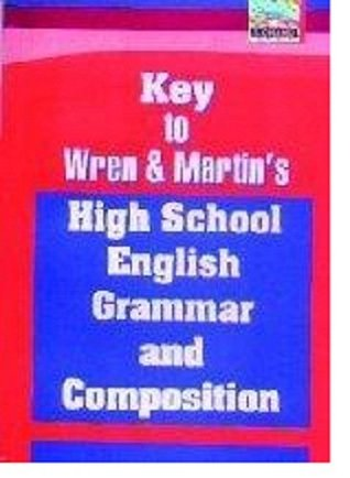 Key to high school english grammar and composition by h martin fandeluxe Image collections