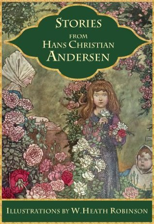 Stories from Andersen: The Ugly Duckling, Thumbelina, The Snow Queen, and others (Illustrated)