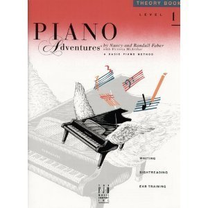 Piano Adventures: Theory Book Level 1