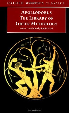 The Library of Greek Mythology Book Cover