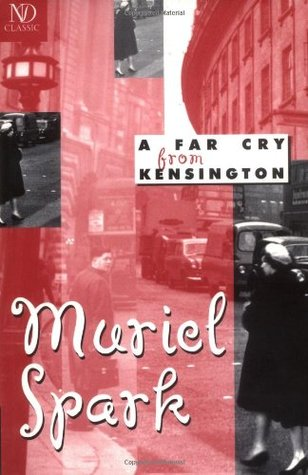 A Far Cry from Kensington by Muriel Spark