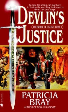 Devlins Justice (Sword of Change, #3)