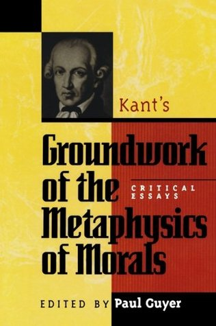 "essay on grounding for the metaphysics of morals In ""grounding for the metaphysics of morals with on a supposed right to lie because of philanthropic concern,"" kant defines grounding as the meta-ethical treatment of foundations and the moral doctrine contained in the metaphysics of morals."